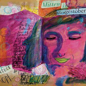 Copyright Doris Reich | Postkarte: Abenteuer im Kopf