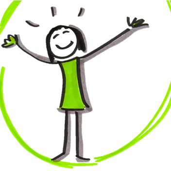 Doris Reich: Logo-Potenzialentfaltung