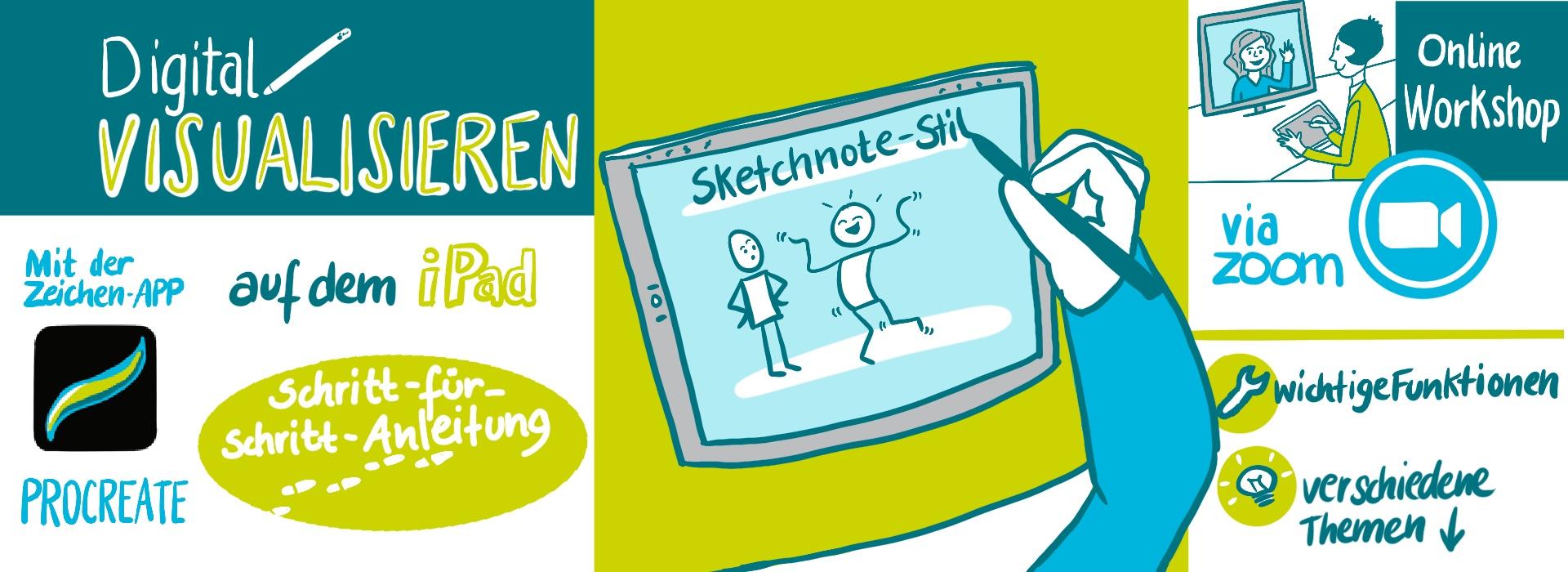 digital zeichnen