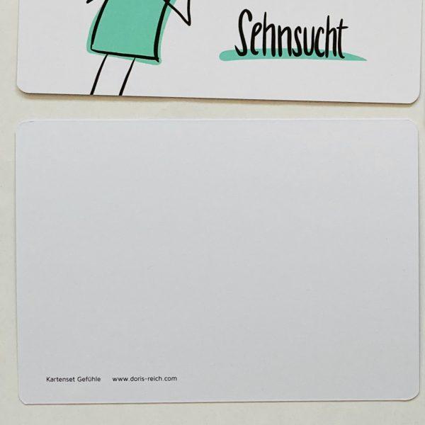 Rückseite Kartenset