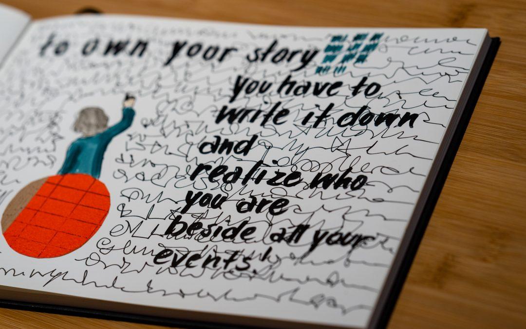 Wie ich mich durch meine kreativen Tagebücher entwickelt habe